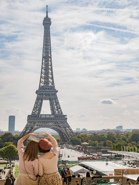 Paris photos, selfie, instagram, voyages