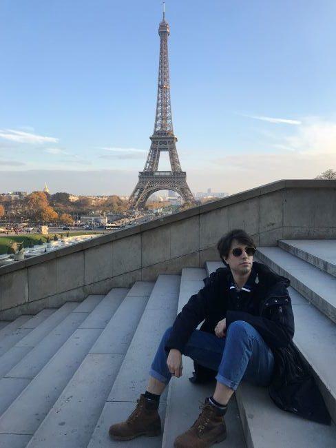 Paris instagrammable, Tour eiffel, selfie