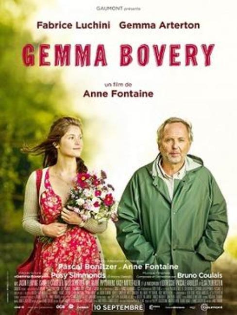 Affiche film Gemma Bovery
