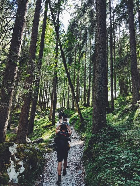 vacanze in italia trekking