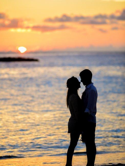 spiagge romantiche italia