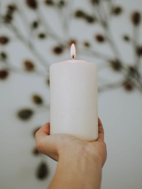 Fabbricare le candele in casa