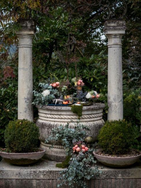 I giardini del Castello di Gropparello