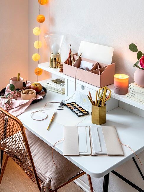 Come organizzare la scrivania