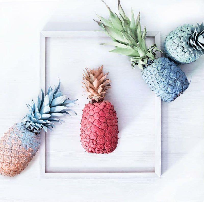 ananas decorativi