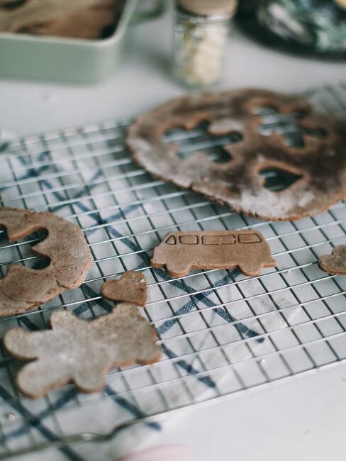 Vers gebakken koekjes