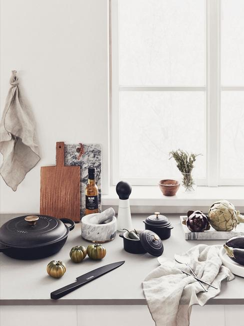 Scandinavische keuken