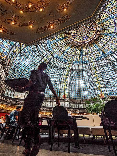 Galeria handlowa Lafayette w Paryżu