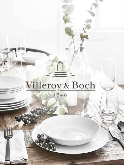 Villeroy Boch Geschirr und Besteck