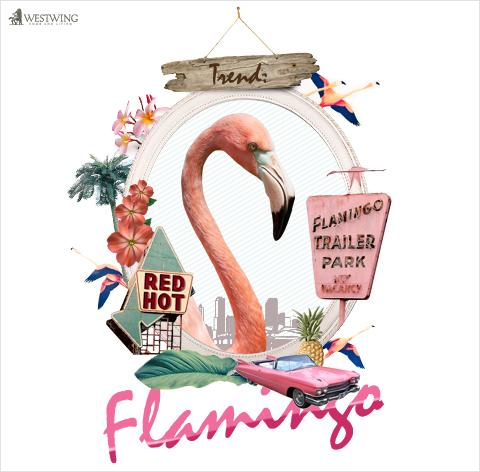 Interior Trend: Der Flamingo