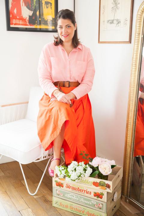 Zu Hause in Paris bei Elise Simian