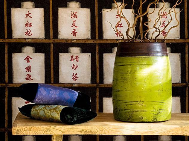 Casa Asia: auténtico look oriental