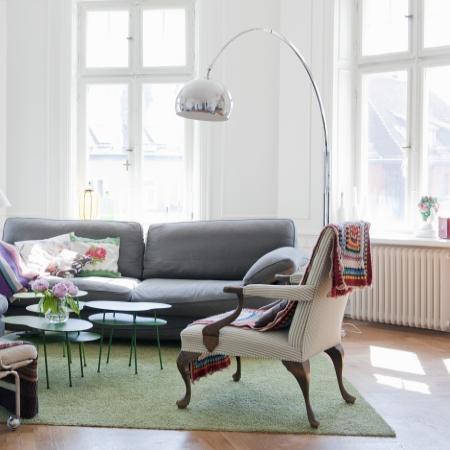 Cómo integrar la decoración nórdica en otros estilos