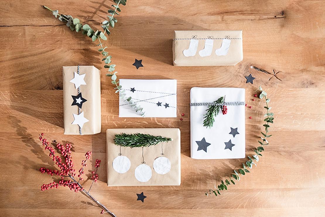 Ideas para envolver regalos de Navidad para mujer