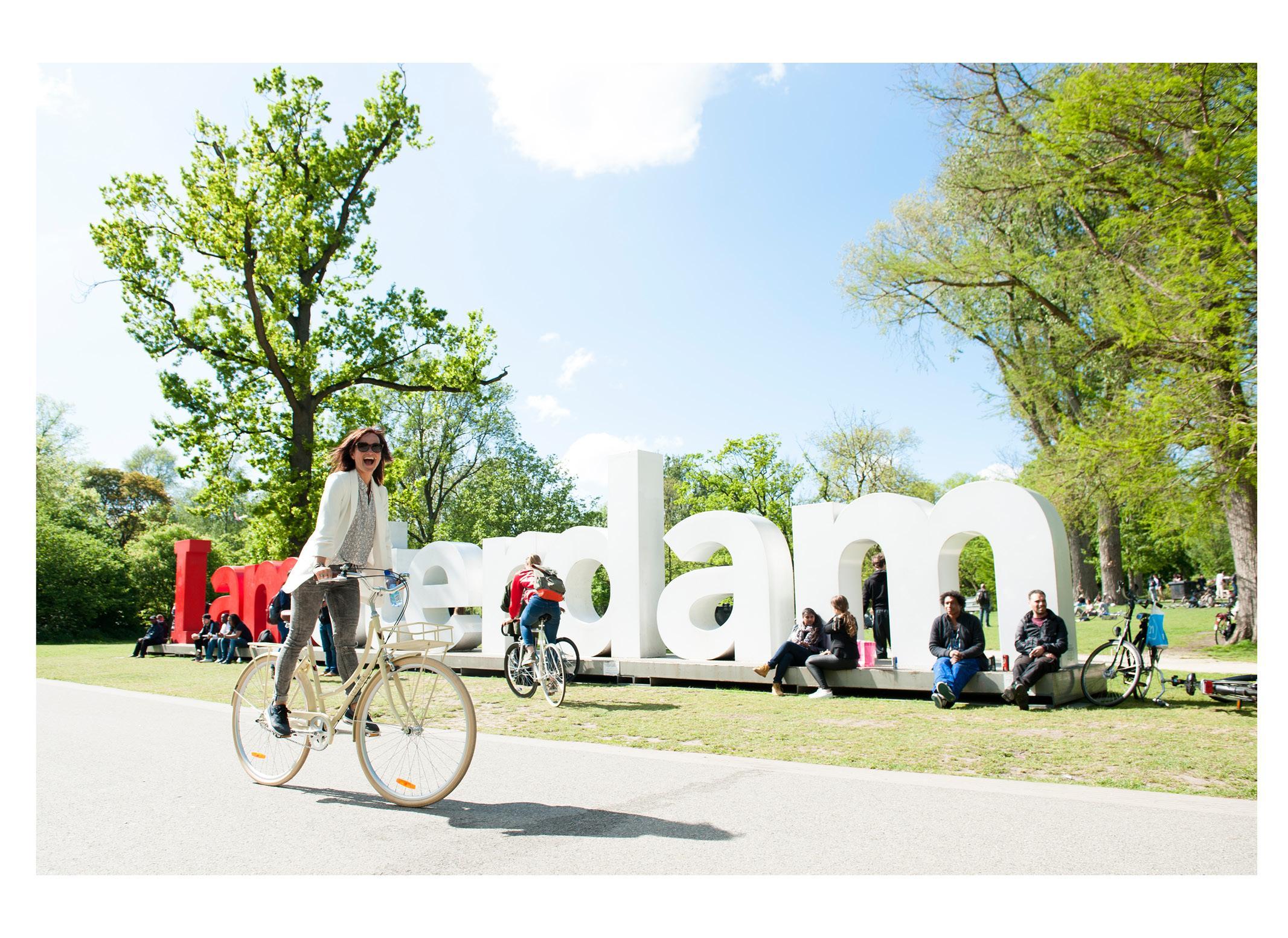 Style Trip à Amsterdam avec Odette