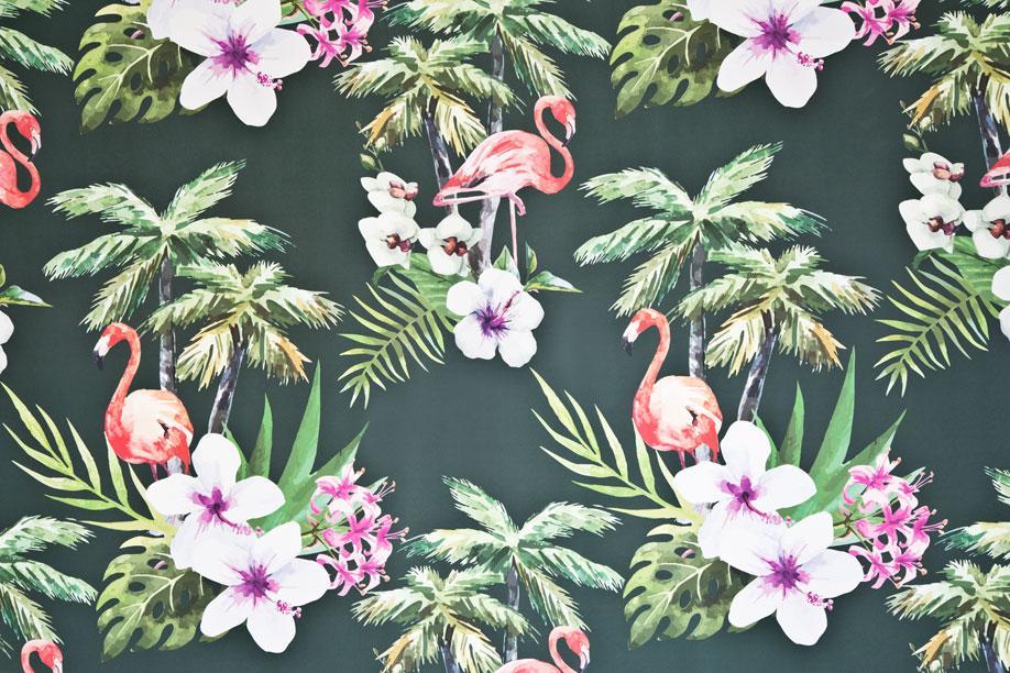 Westwing-diy-papier-peint-tropical