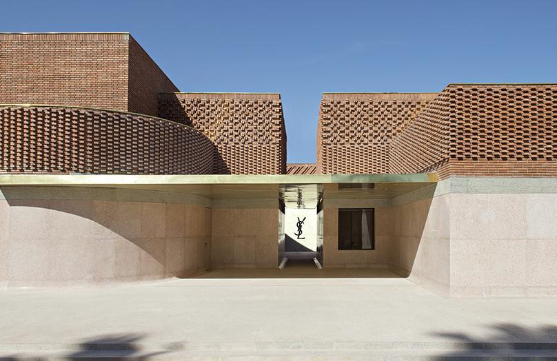 Visite guidée : le nouveau musée Yves Saint Laurent Marrakech