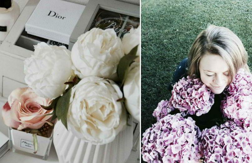 Lo stile Girly, non solo rosa - A casa di Valentina Lovato