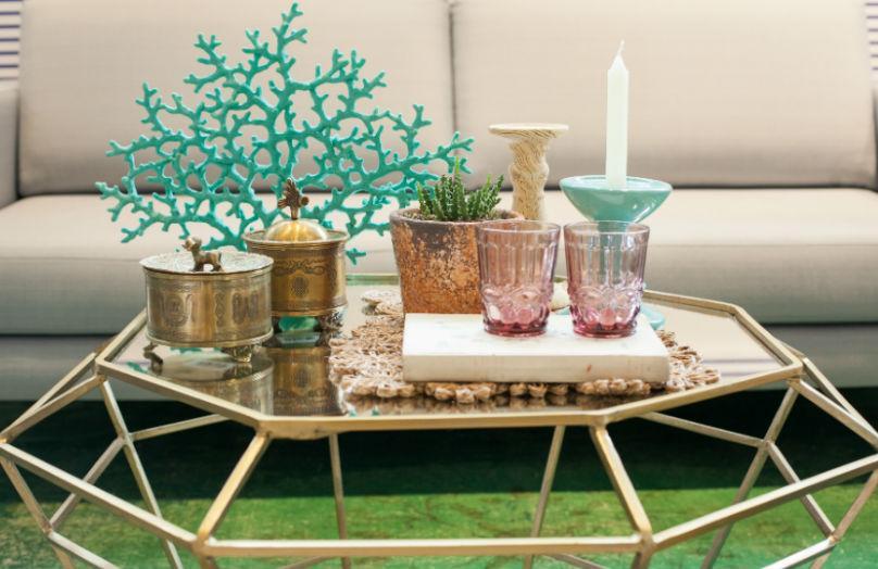 Tre stili per un coffee table prezioso