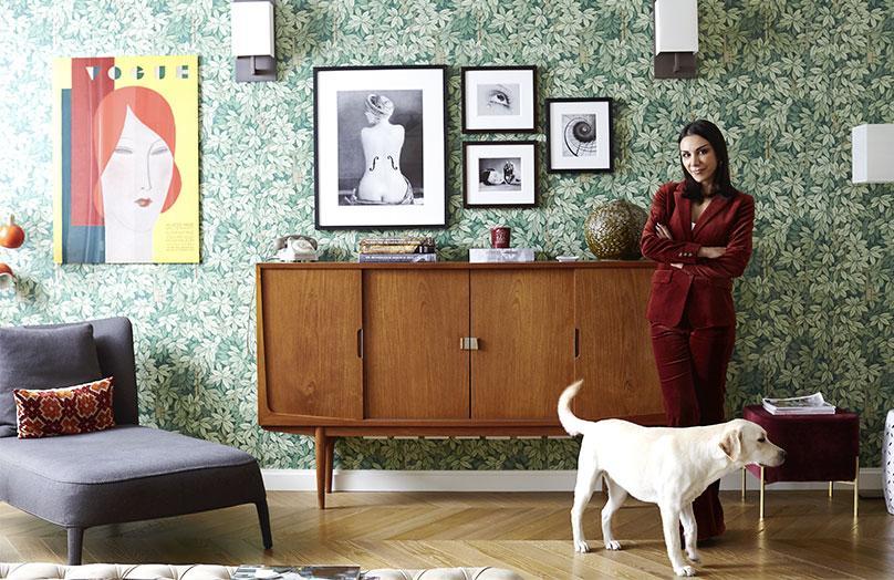 A casa di Rossella Migliaccio - La felicità è questione di Armocromia