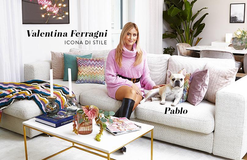 A casa di Valentina Ferragni - Il mio stile in 7 domande