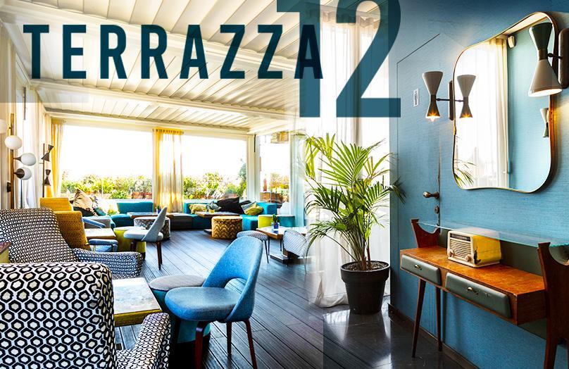 Terrazza 12 - Il nuovo lounge con vista Duomo