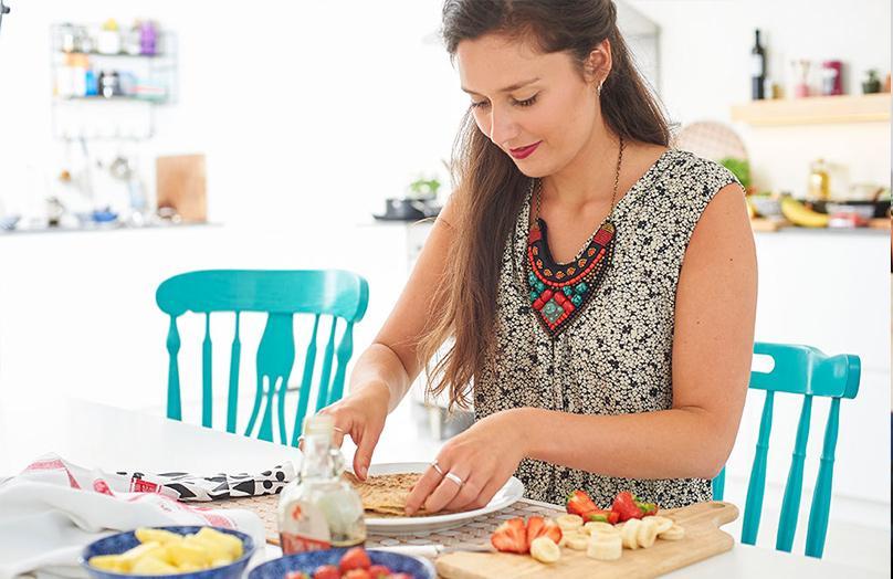 Meet blogger Lisa Goes Vegan