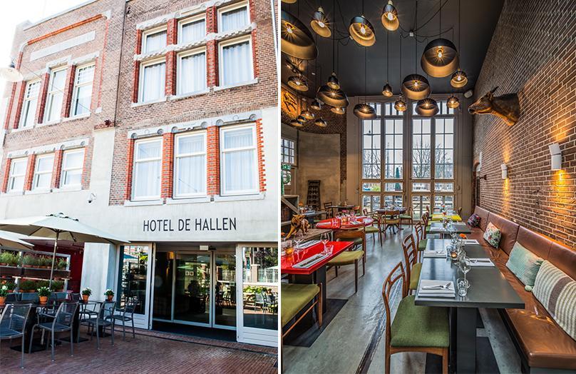 Arjen van den Hof - Eigenaar Hotel de Hallen