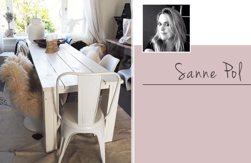 Z wizytą u blogerki Sanne Pol