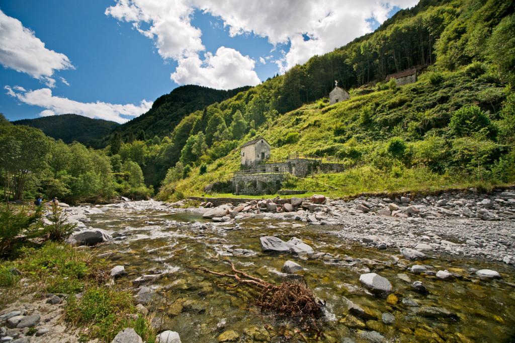 Naturpark Locarnese