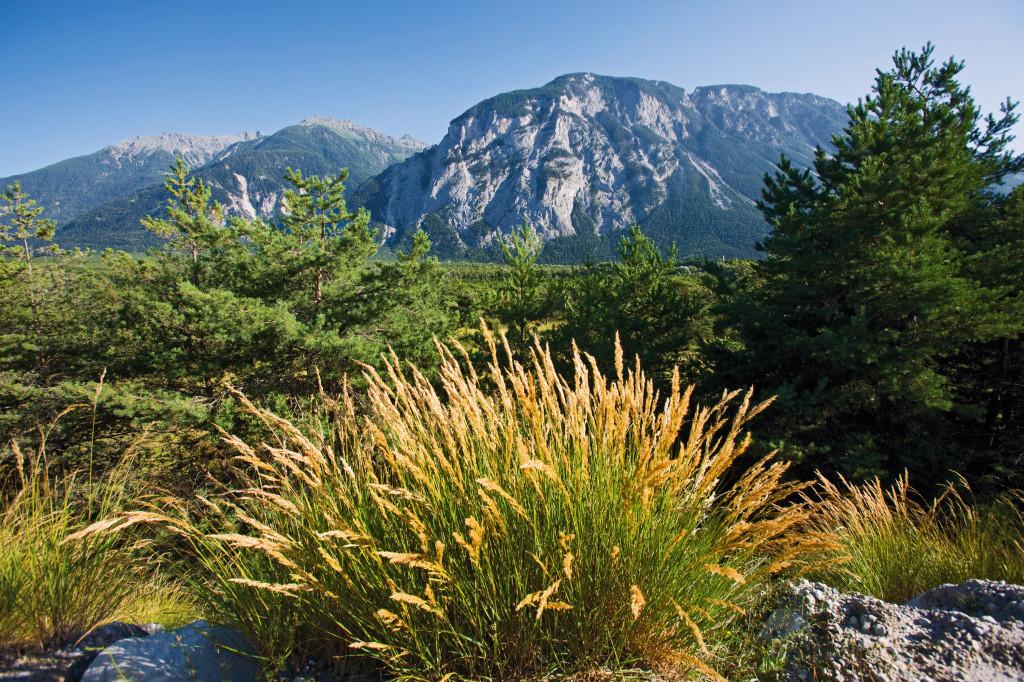 Wallis: Naturpaerke im Kanton Wallis