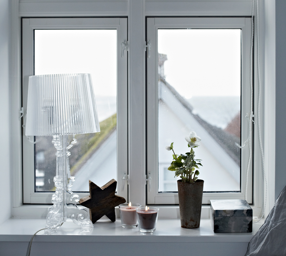 Scandi Christmas Fenster
