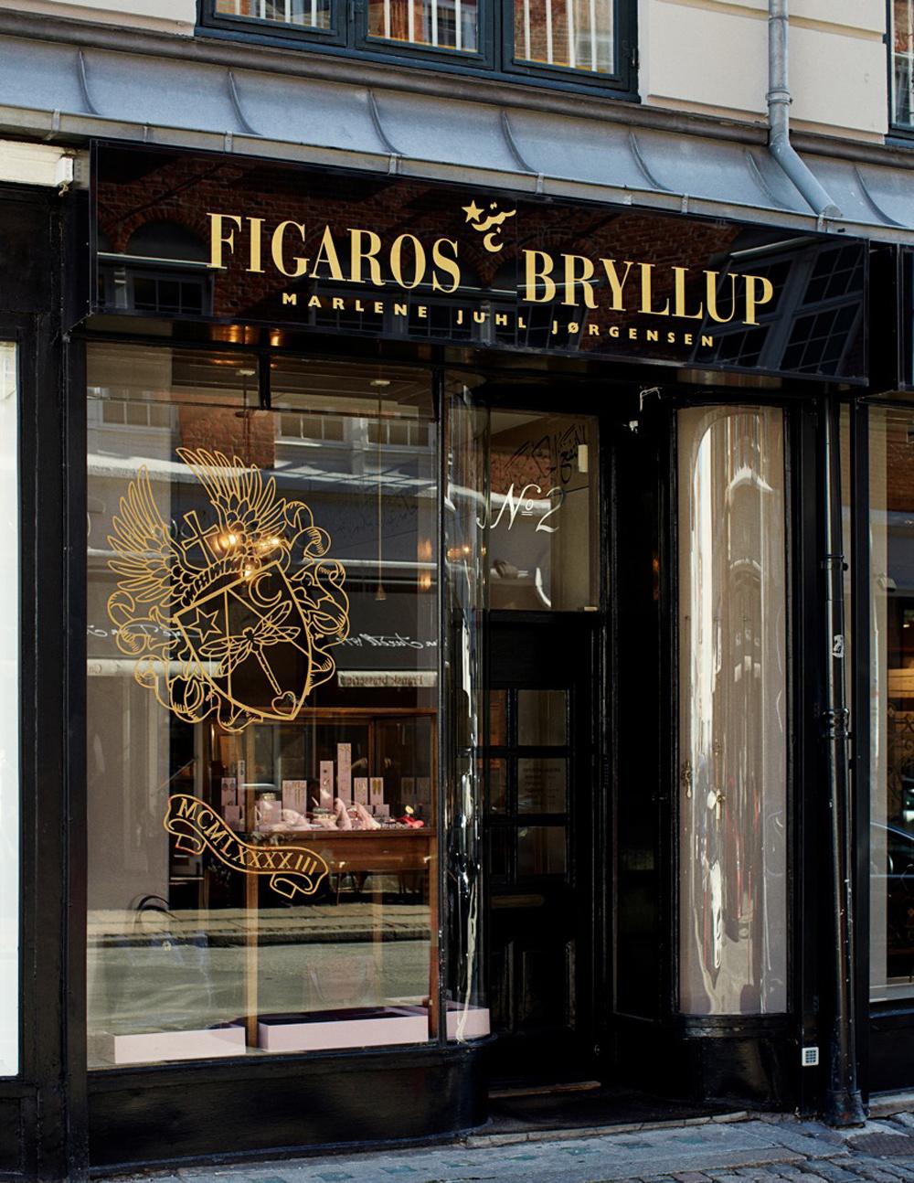 Figaros Bryllup Kopenhagen