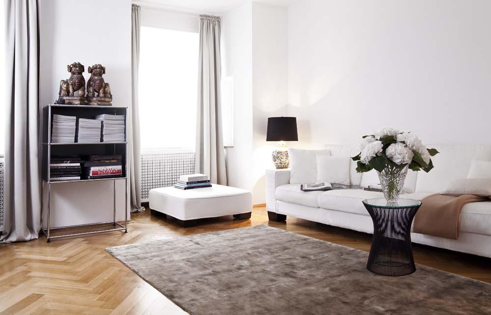 puristisch Wohnzimmer Krablicher