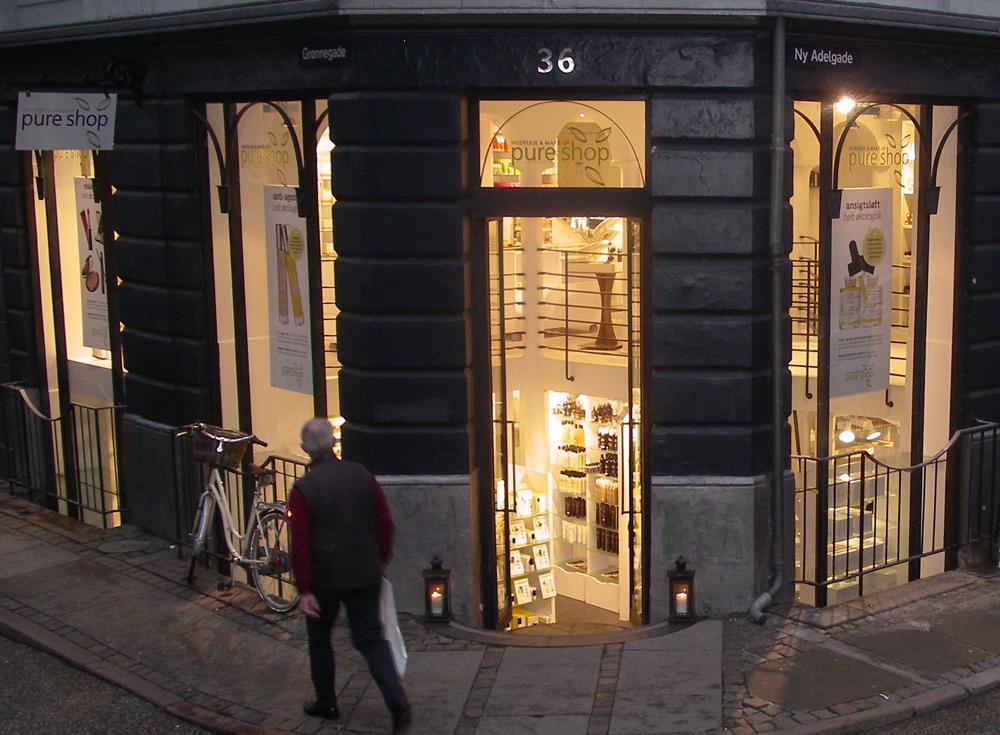 pure shop kopenhagen beauty