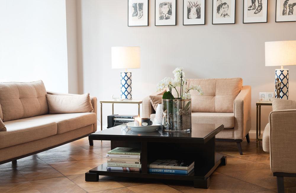 Moderne klassik westwing magazin for Arredamento mix antico moderno