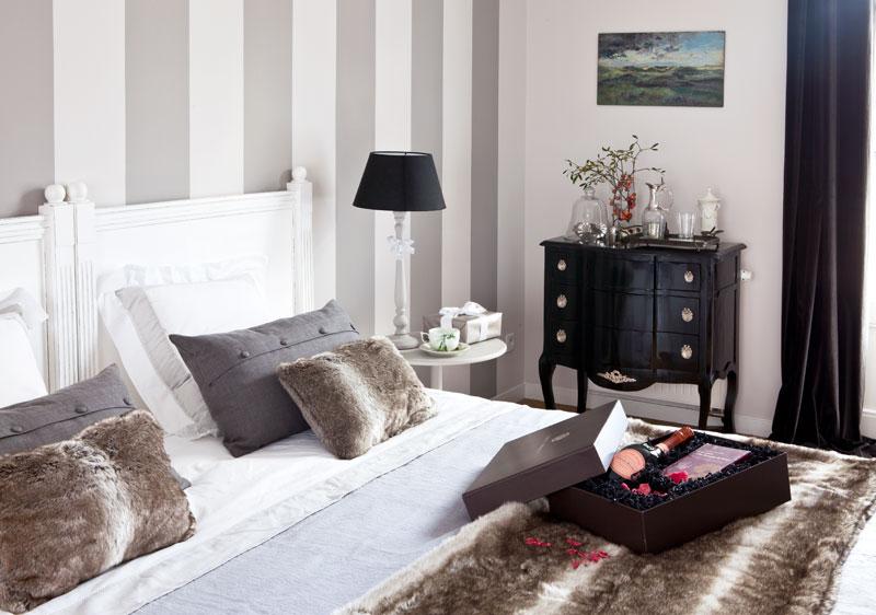 Frankreich Schlafzimmer