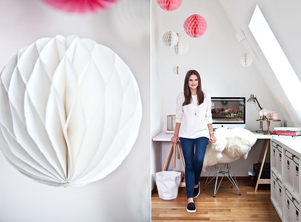 Ein Hausbesuch bei Bloggerin Olga Arnold in München