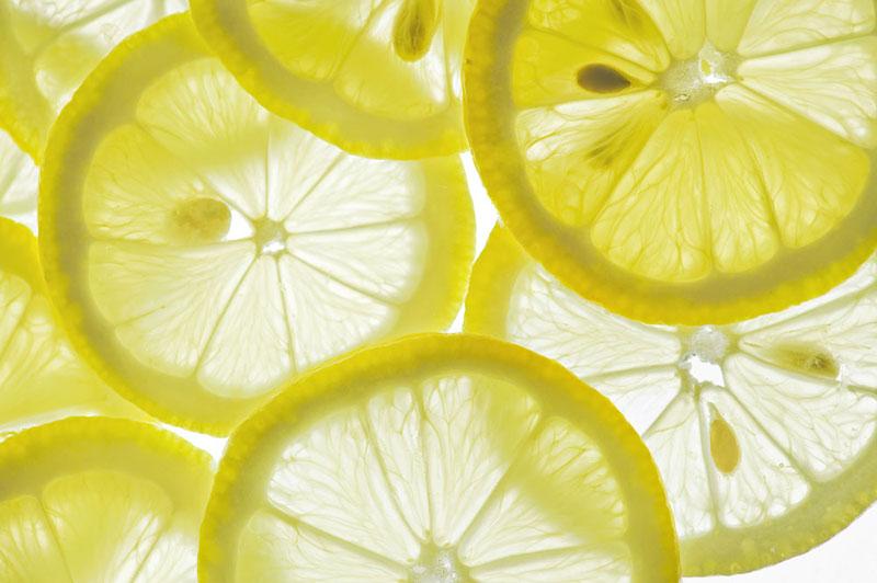 Entspannungstipps Zitronenbad