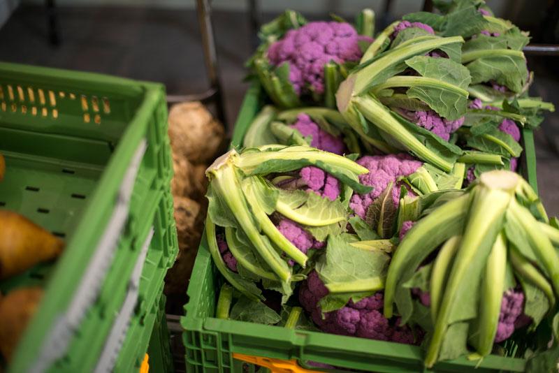 Mûre Paris Gemüse