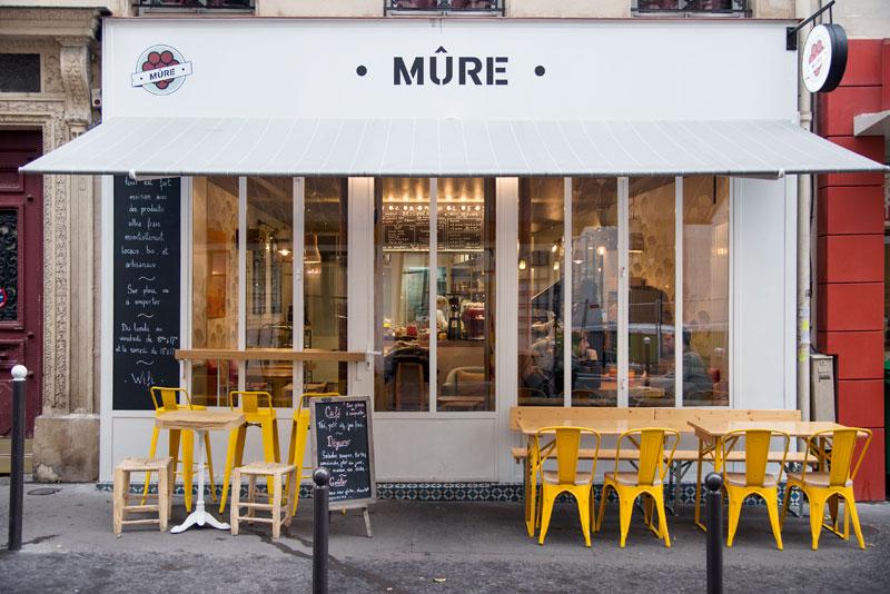 Mûre Paris