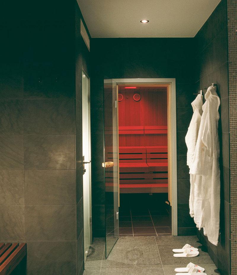 Hotel de Rome Sauna
