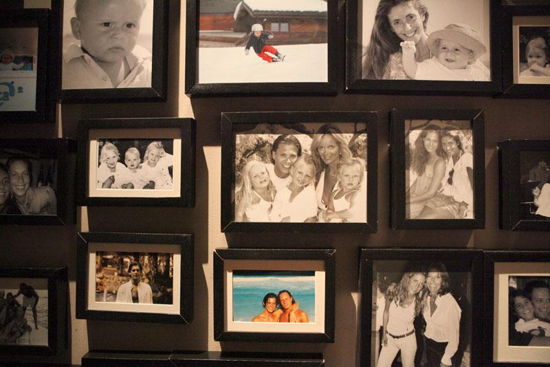 Familienglück: Danie Bles