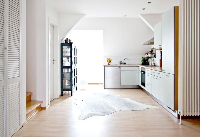 Eclectic Journey Küche