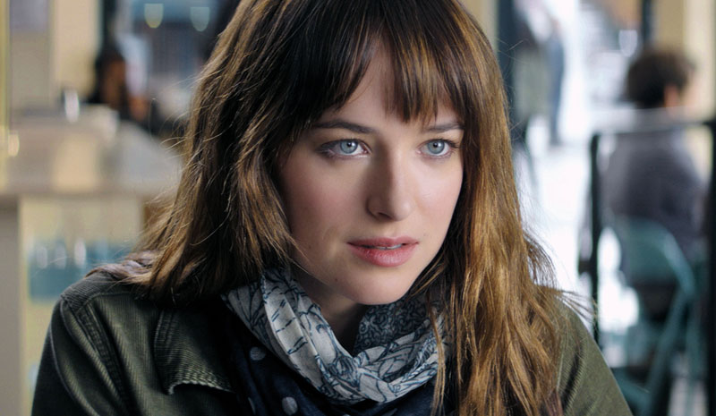 50 Shades of Grey Dakota Johnson