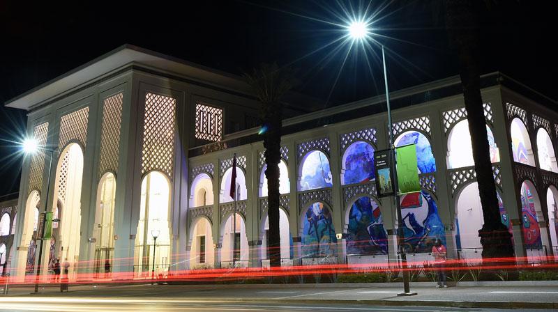 Reisetipps Interior-Fans Rabat Mohammed Museum