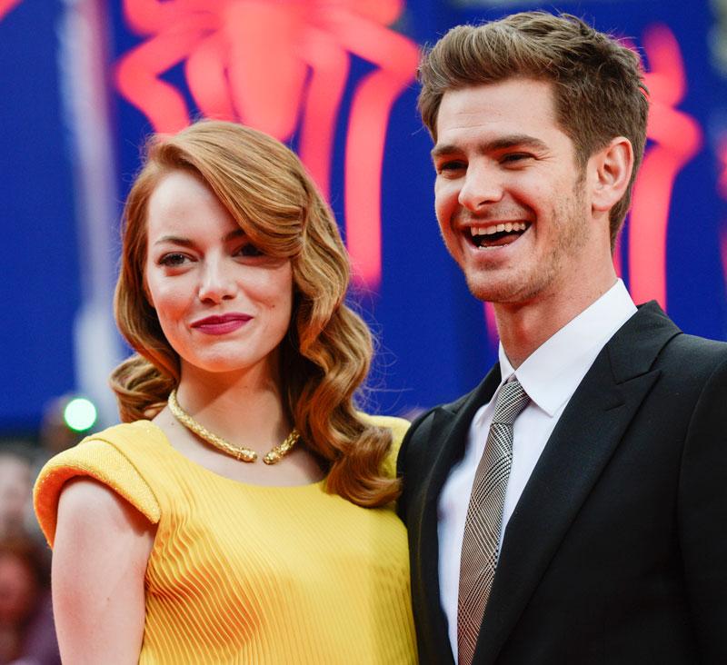 Promi-Paare Emma und Andrew