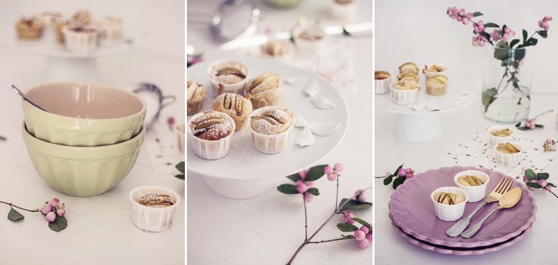 Vanille-Zimt-Apfelküchlein Rezept von butiksofie für Westwing