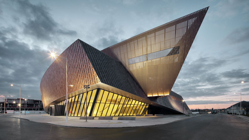Reisetipps Interior-Fans Mons Kongresszentrum