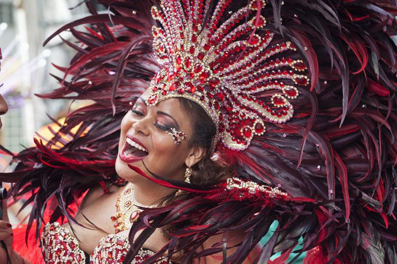 Notting Hill Markt Carnival